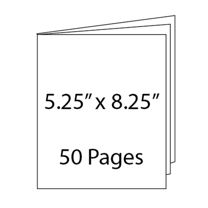 Picture of 5.25 x 8.25 Perfect Bound Notebook