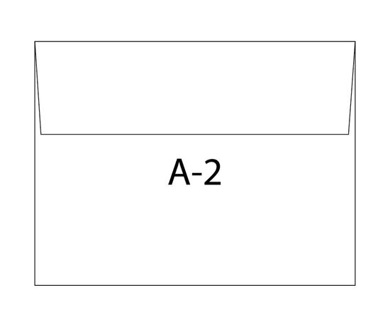 Picture of A2 Envelope